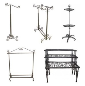 majestic-series boutique clothing racks