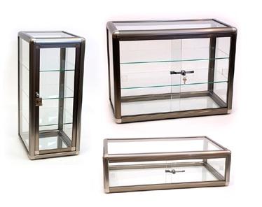 Value Line Countertop Show Cases