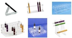 Acrylic Vapor Store Displays